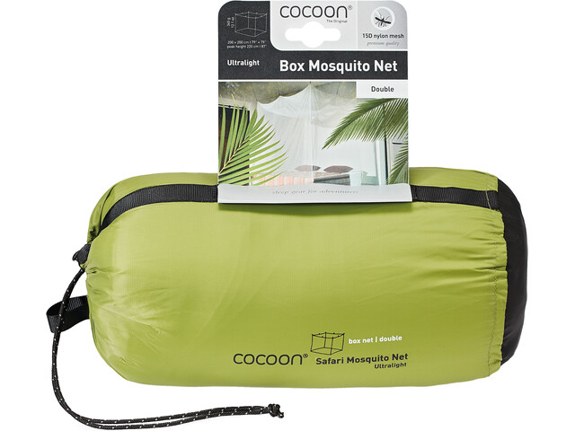 Cocoon Mosquito Box Net Ultralight Double, white